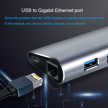 USB Gigabit