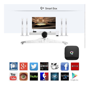 Q Plus, Smart TV Box